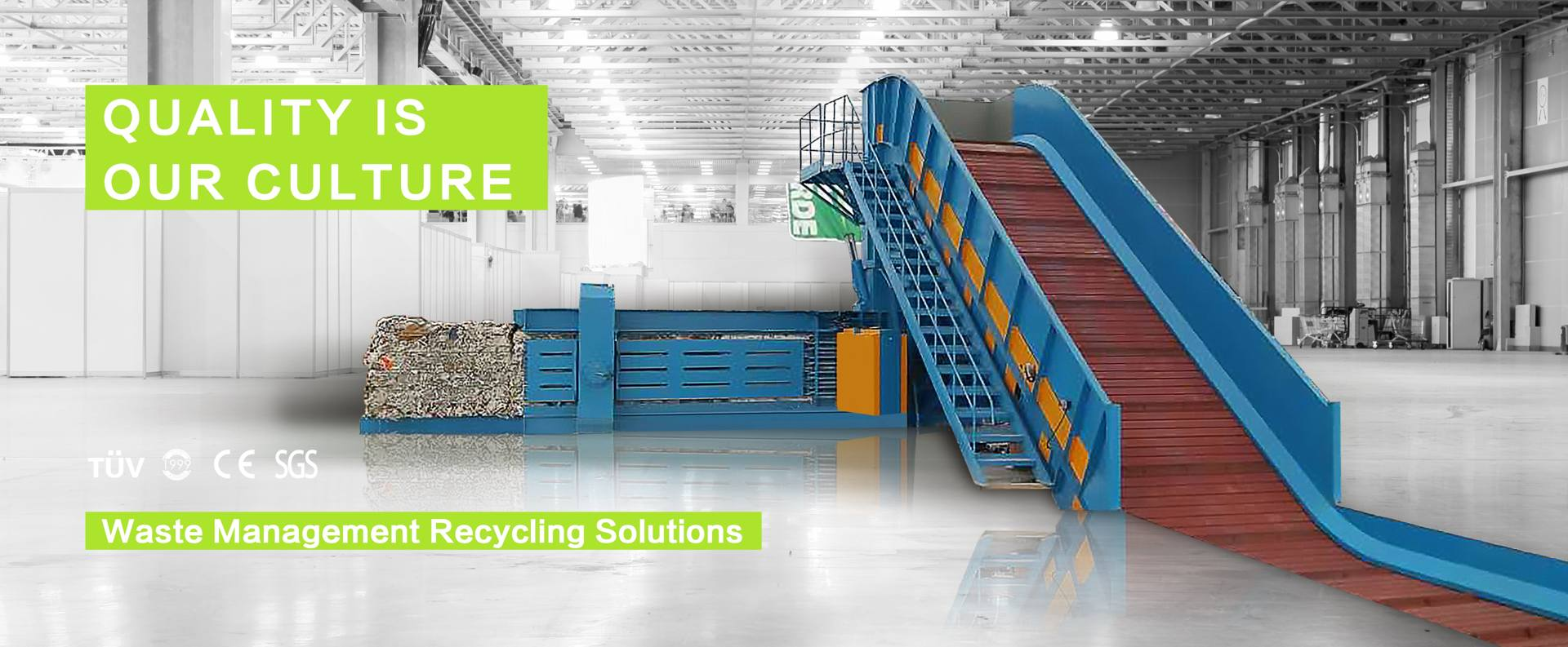 Waste Management Recycling Solution