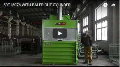 50T15076 With Baler Out Cylinder