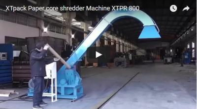 Paper Core Shredder Machine XTPR 800