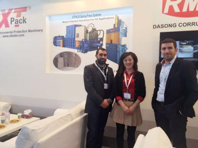 CCE International Corrugated & Carton Exhibition In Germany
