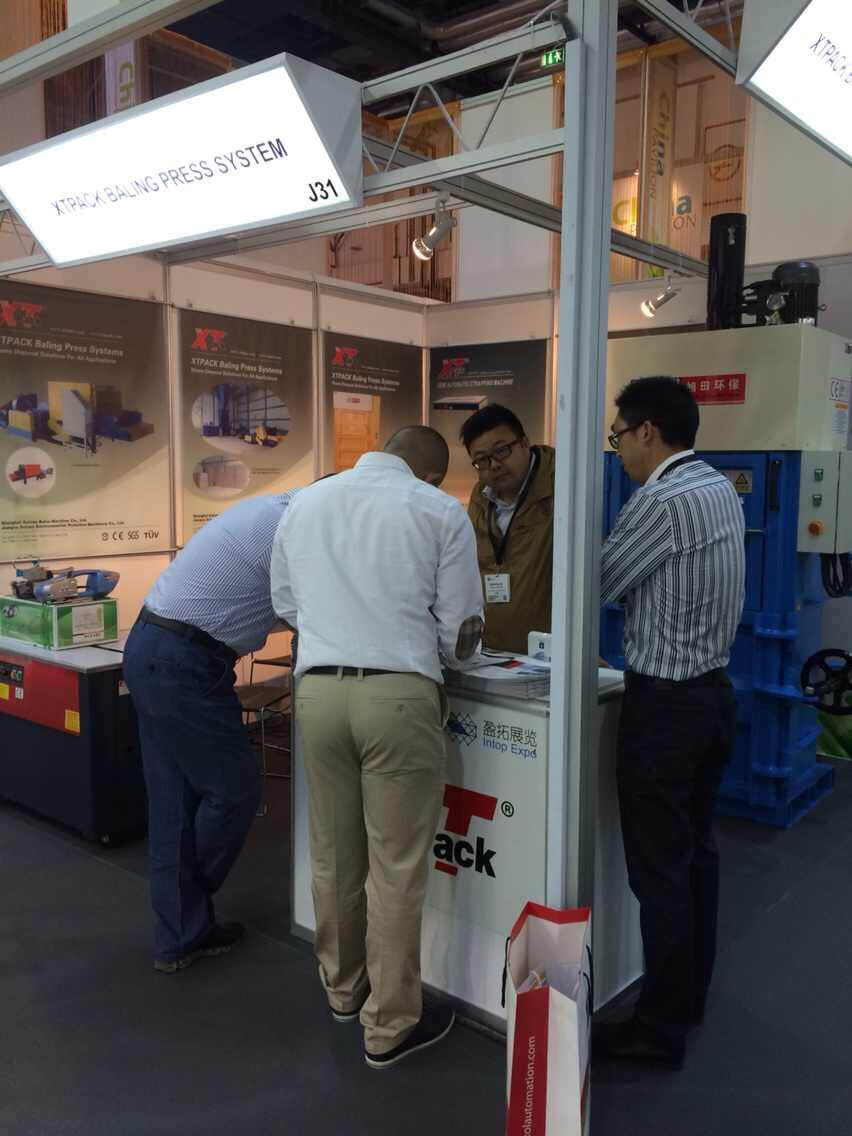 "XTPACK took part in ""GULF PRINT & PACK 2015"""