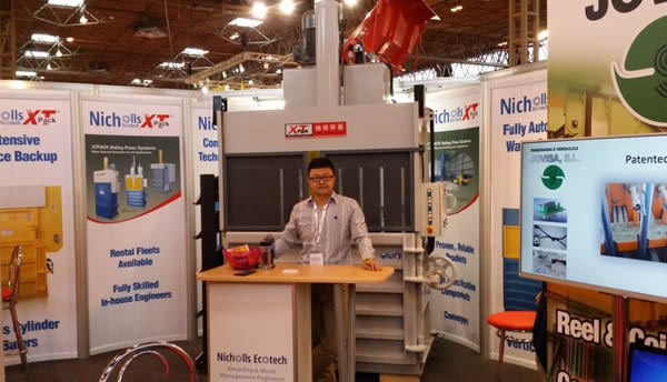 XTpack had participated in RWM Exhibition