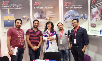 Technoprint 2015 In Egypt