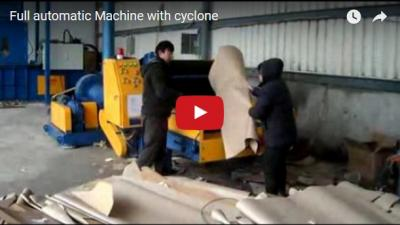 Full Automatic Machine with Cyclone