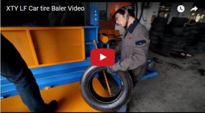 XTY-LF Car tire Baler