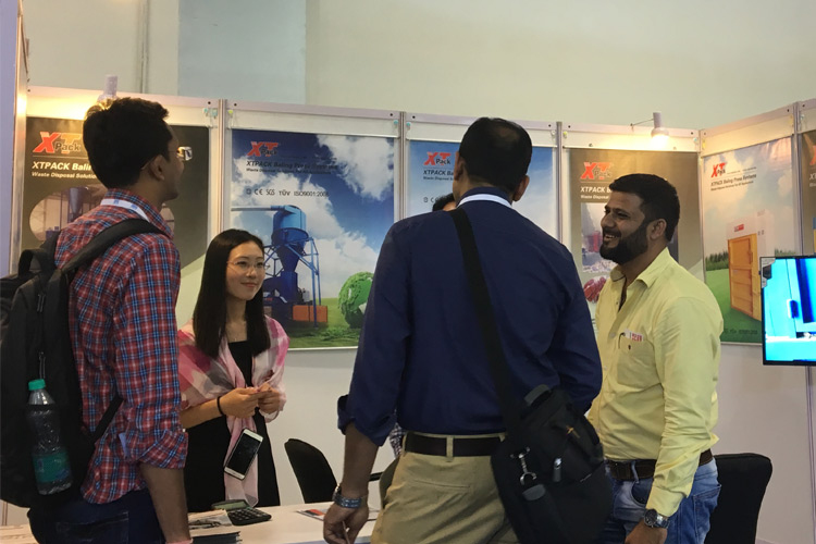 2017 Sino Corr Exhibition In Delhi India