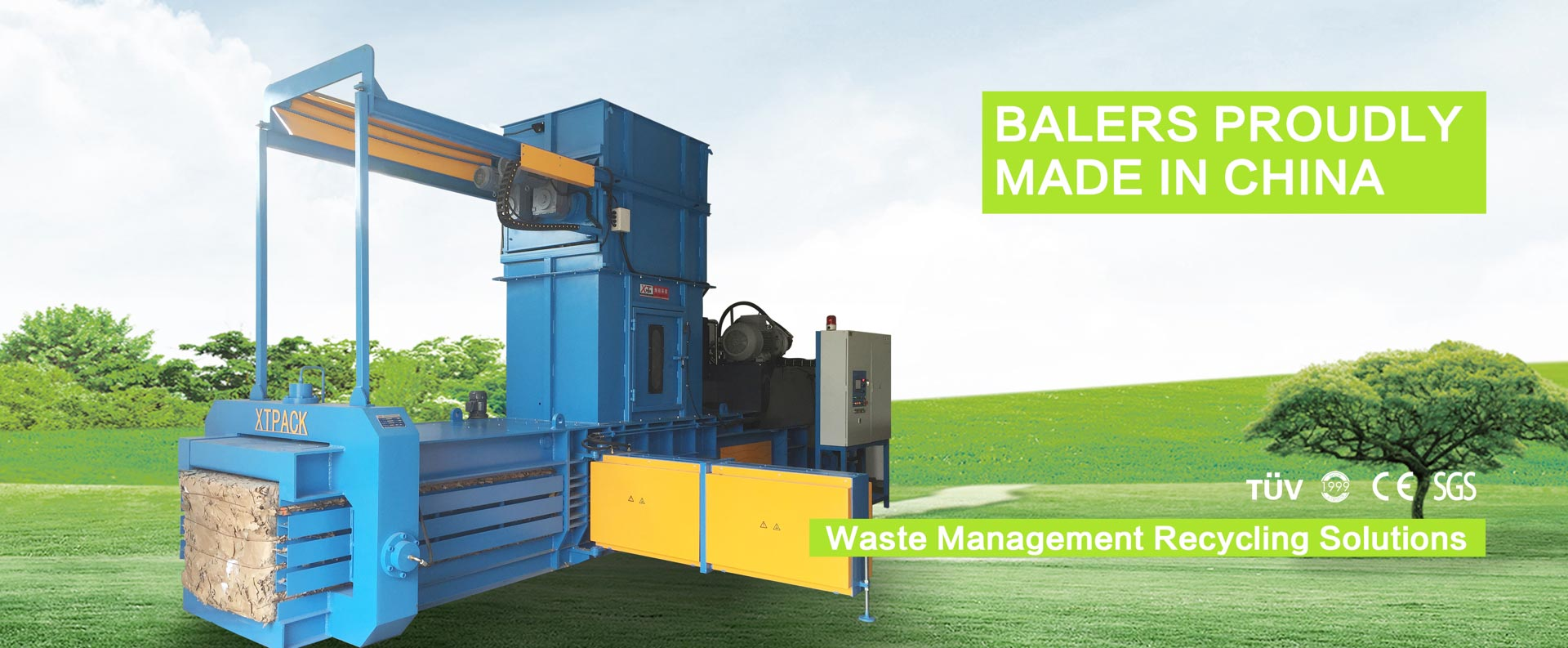 Baler Machines Made in China