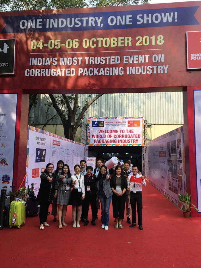 Indian Sino Corr Exhibition in Mumbai Egypt