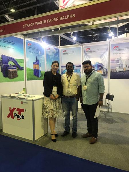 Dubai Gulf Print Pack 2019 - Jiangsu Xutian Environmental Protection