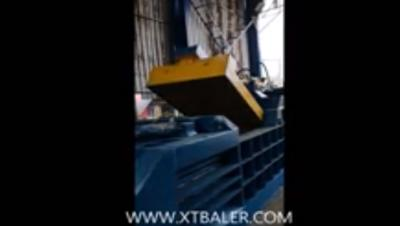 Multi-functional Horizontal Baler for Various Metals/Plastics/Paper/Films