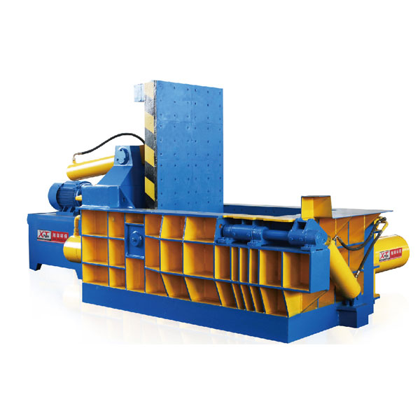 Horizontal Metal Balers