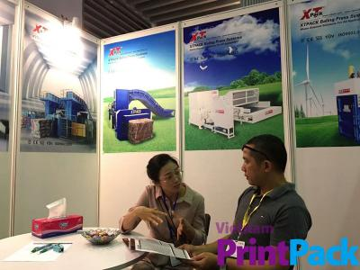 2019 The 19th Vietnam International Printing & Packaging Industry Exhibition